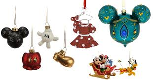 deck the halls with these disney ornaments living