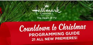 hallmark 2017 christmas movies