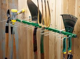 garden shed tool storage ideas garden