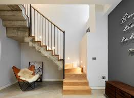 Industrial Stairs Design House Four