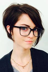 hairstyles glasses round faces 28 best short hair ideas for round faces short hairstyles