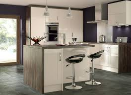 ivory kitchen cabinets what color walls shocking cream kitchen cupboards wood countertops white pendant