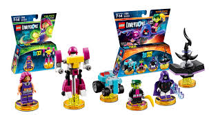 teen titans the powerpuff girls and teen titans go come to lego dimensions in