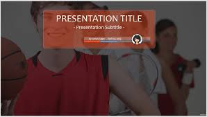free sports powerpoint 83200 13869 free powerpoint templates
