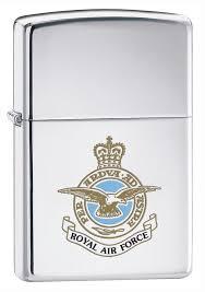 Why Won T My Zippo Light Zippo Royal Air Force Lighter High Polished Chrome Amazon Co Uk