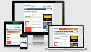 download template blog arlina design gratis maxikom template