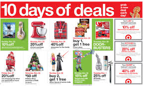 friday black target black friday watch target kicks off 10 days of deals twice
