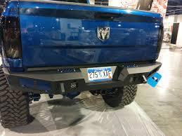 dodge truck options integrated toolbox bumper color hammer blackpanel color satin