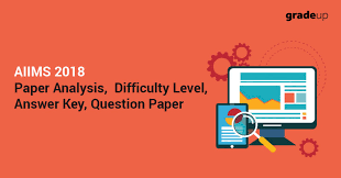 paper pattern of aiims gs post images grdp co 2018 5 aiims 2018 paper ana