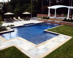 Lounge Chairs In Pool Design Ideas Luxury Ideas Of Modern Swimming Pool Designs Presenting Outdoor