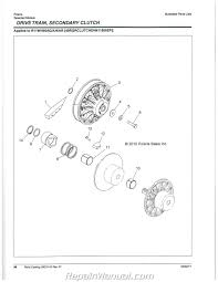 2011 polaris ranger 500 crew side by side parts manual