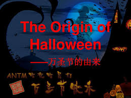 what is the origins of halloween