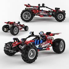 lego technic car 3d model lego technic buggy cgtrader