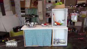 faire une cuisine pour enfant fabriquer une cuisine en bois pour enfant myqto com