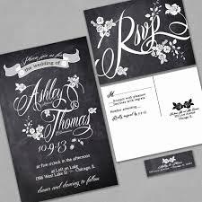 wedding invitations canada awesome wedding invitations canada chalkboard wedding invitations
