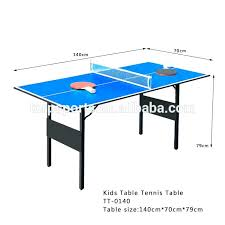 table tennis dimensions inches ping pong table dimensions concrete table tennis tables regulation