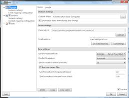 outlook caldav synchronizer download sourceforge net