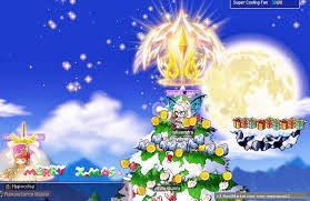 Decorate The Christmas Tree Maplestory by Best Tree Ever
