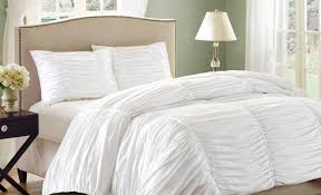 Solid Colored Comforters Duvet Linen Bedding Linen Duvet Cover Pink Bedding Twin