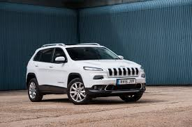 old white jeep cherokee jeep cherokee gains new 2 2 diesel engine with up to 197hp in the uk
