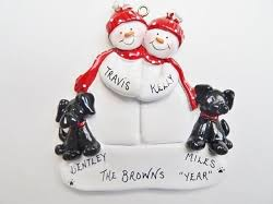 personalized ornaments by orinda s originals inc