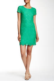 laundry by shelli segal laundry by shelli segal sleeve lace shift dress