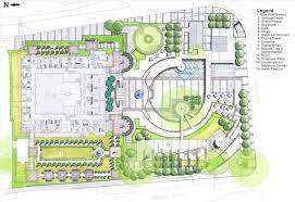 tropical landscape design plan backyard fence ideas