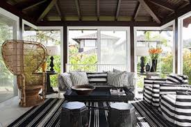 Decorated Sunrooms 35 Beautiful Sunroom Design Ideas
