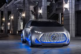 cars mercedes 2015 concept car mercedes benz vision tokyo 2015 youtube