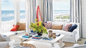 cottage livingrooms 15 shiplap wall ideas for house rooms coastal living