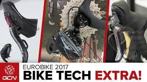 bike tech extravaganza eurobike 2017 youtube