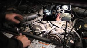 water pump replacement 2 3l ranger ford mazda b2300 youtube