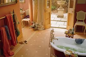 linoleum bathroom flooring eco linoleum bathroom floors