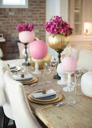 Fall Table Decor 12 Trending Fall Table Décor Ideas Crazyforus
