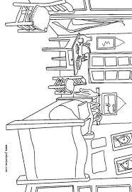 la chambre de gogh à arles coloring pages for la chambre de gogh a arles