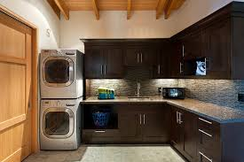 contemporary laundry room cabinets calgary laundry cabinets lowes room contemporary with stacked washer