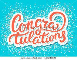 congratulation banner congratulations banner stock vector 524284828