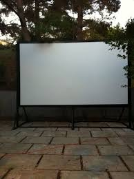 Backyard Outdoor Theater by 21 Best Images About Outdoor Movie Screens On Pinterest Outdoor
