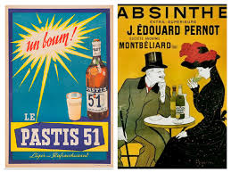 vintage cocktail posters does absinthe make you crazy u2013 access riviera