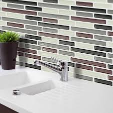 wallpaper kitchen picture more detailed picture about mosaic mosaic tile stickers pvc wall sticker bathroom waterproof self adhesive wallpaper kitchen for wall decal home