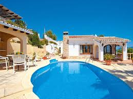 location chambre valence maison villa moraira benimeit avec piscine province d alicante