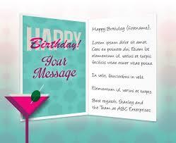 corporate birthday ecards employees u0026 clients happy birthday cards