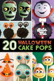 81 best halloween cake pops images on pinterest halloween cake
