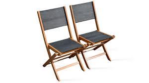 chaise jardin bois chaise de jardin pliante chaises aluminium de jardin horenove