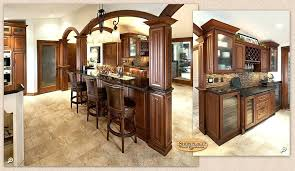 Kitchen Cabinet Dividers Kitchen Cabinet Divider Cabinets A Creative Showplace Room Divider
