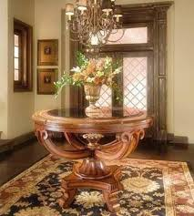 Foyer Furniture Ideas Round Foyer Table Showy Round Foyer Entry Tables N Round Foyer