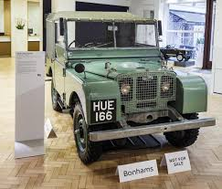 vintage range rover defender 2 000 000th land rover defender sells for record amount at auction