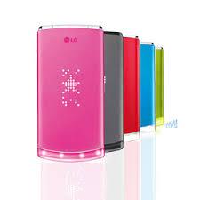 LG GD580 Lollipop Thời trang mới cho phái đẹp