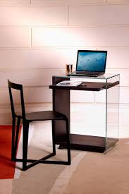 Schreibtisch Computer Schreibtisch Aus Eiche Glas Modern Zen 7 Laptop Adentro