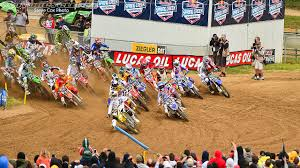 lucas oil pro motocross results spring creek 450 motocross results 2013 motorcycle usa